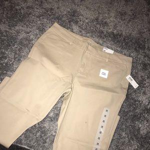 old navy pixie dress pants